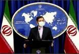 سخنگوی وزارت خارج,اخبار سیاسی,خبرهای سیاسی,سیاست خارجی