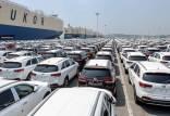 واردات خودرو در سال ۱۴۰۰