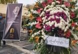 خاکسپاری کامبوزیا پرتوی و چنگیز جلیوند,اخبار هنرمندان,خبرهای هنرمندان,اخبار بازیگران