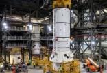 مونتاژموشک عظیم ناسا