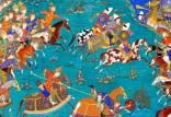 تاریخ و هنر ایران, تاریخ و هنر ایران در ویترین موزه انگلیسی