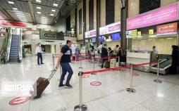 فروش اینترنتی بلیت سفر هوایی به بیماران کرونایی