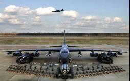 که بمب افکن های استراتژیک« بی- ۵۲ اچ»,اخبار سیاسی,خبرهای سیاسی,دفاع و امنیت