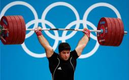 مدال طلای نواب نصیر در المپیک لندن
