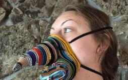 تصاویر ماسک های خلاقانه,تصاویر ماسک,عکس های ابداع ماسکهای خلاقانه