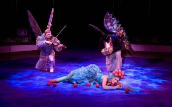 وضعیت تئاتر در روزهای کرونایی