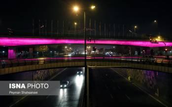 تصاویر محدودیت های کرونا در اصفهان,تصاویر محدودیت های کرونایی اصفهان,تصاویر خیابان های اصفهان در زمان محدودیت های تردد شبانه
