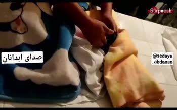 فیلم/ زنده شدن نوزاد ۲ ماهه در غسالخانه