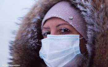 تصاویر زمستان در سردترین شهر جهان,عکس های زمستان در شهر یاکوتسک,تصاویری از شهر یاکوتسک در زمستان