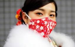 تصاویر دختران ژاپنی در جشن رسیدن به سن قانونی,عکس های جشن بلوغ در ژاپن,تصاویر دختران ژاپنی
