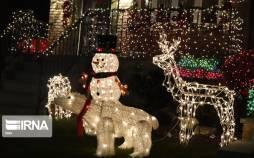 تصاویر کریسمس در آمریکا,عکس های کریسمس در نیویورک,تصاویر کریسمی از لندن و نیویورک
