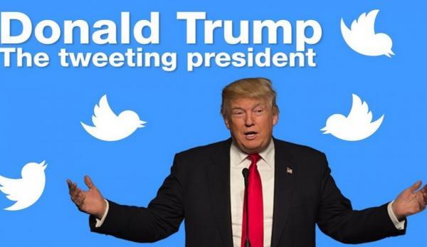 دونالد ترامپ و توییتر,توییتر علیه ترامپ