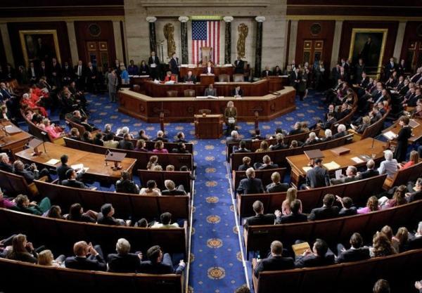مجلس نمایندگان آمریکا, مایک پنس معاون رئیس جمهور آمریکا