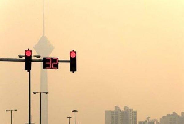 پیش بینی وضع هوا,آلودگی هوای تهران