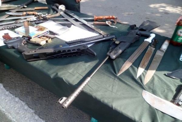 کشف محموله بزرگ اسلحههای شاه کش,قانون حمل اسلحه در جمهوری اسلامی