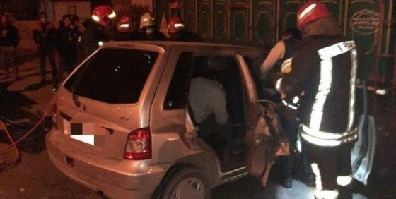 داره تصادفات پلیس راهور,تصادفاتی که به علت عدم روشنایی معابر رخ دهد