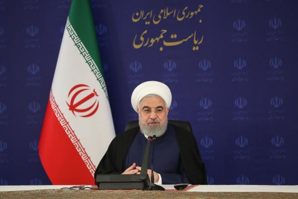 حسن روحانی رییس جمهور,راهپیمایی 22 بهمن موتوری