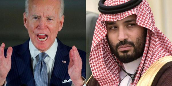 نامه ولیعهد سعودی به رئیسجمهوری جدید آمریکا,بن سلمان به «جو بایدن» نامه نوشت