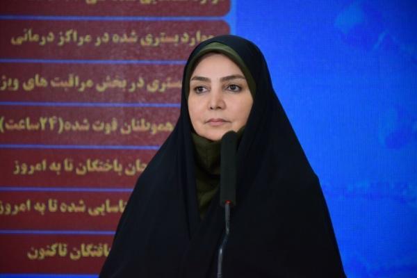 آخرین آمار مبتلایان و جانباختگان کرونا در ایران,آمار کرونا99/10/30