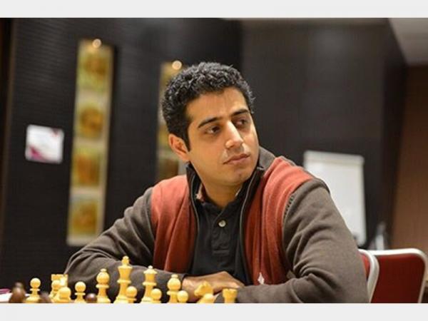 احسان قائم مقامی, استادبزرگ شطرنج