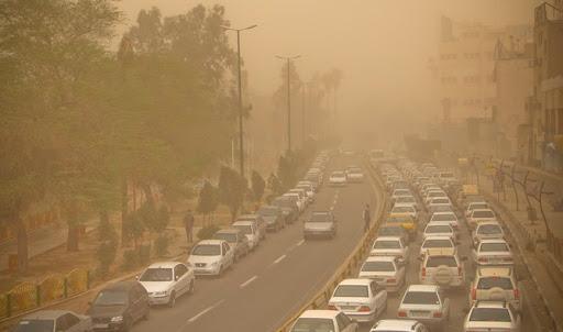 آلودگی هوای ایران,شاخص کیفیت هوای تهران