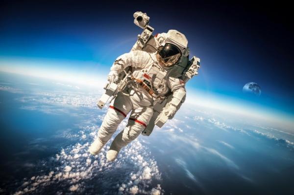 عدم درک فضانوردان از نیروی جاذبه زمین,دانستنی ها از فضا