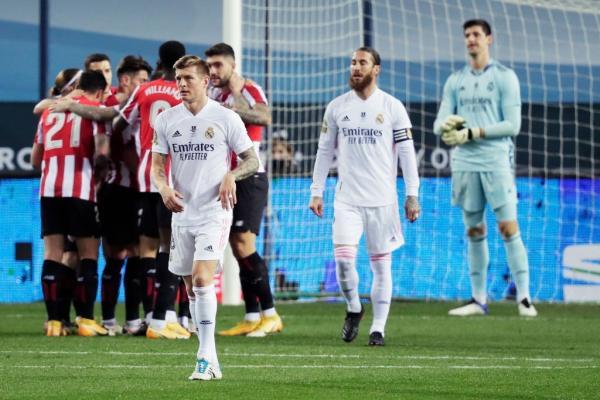 دیدار رئال مادرید و اتلتیک بیلبائو,سوپرجام اسپانیا