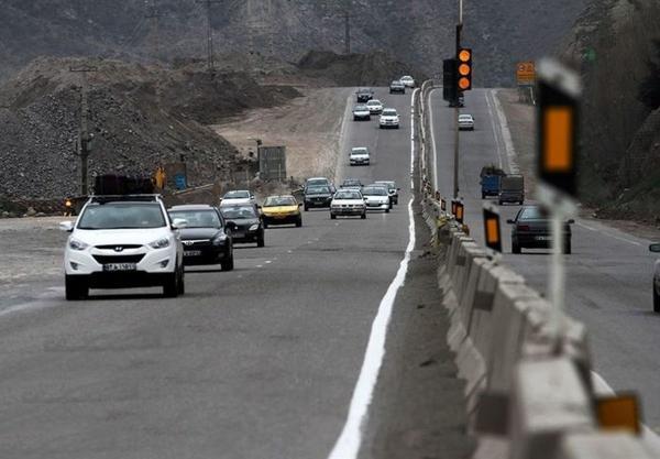 وضعیت آب و هوای کشور در دی 99,افزایش تردد در جادههای کشور