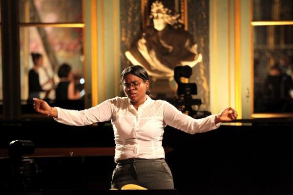 گلاس مارکانو,رهبر ارکستر
