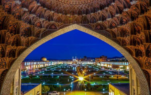 اصفهان,زیبایی های اصفهان به روایت نیویورک تایمز