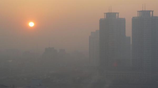 آلودگی هوا,مرگ بر اثر آلودگی هوا