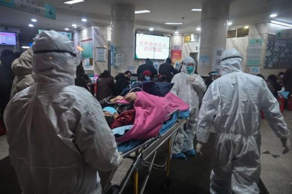ویروس کرونا در چین,کرونا در بستنی