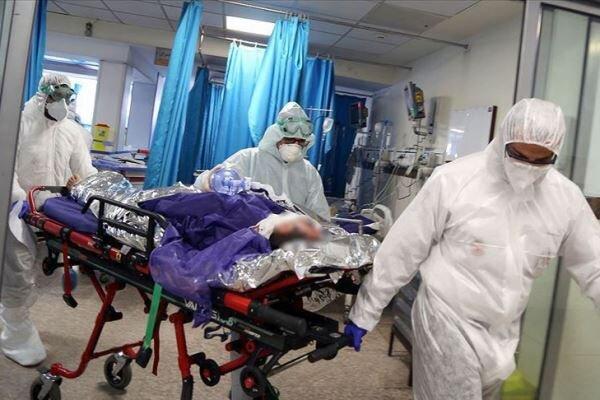 ویروس کرونا در ایران,آمار کرونای ایران در دی 99