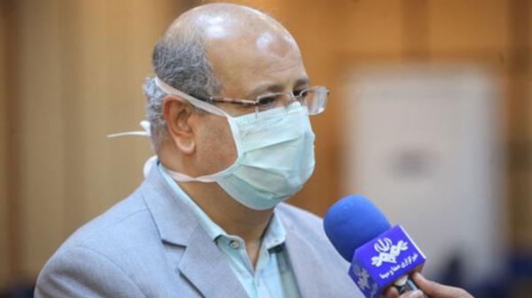 دکتر زالی,رئیس ستاد مقابله با کرونا تهران