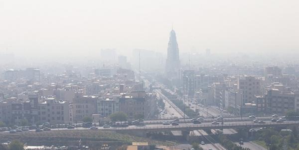 مازوت,آلودگی هوای تهران