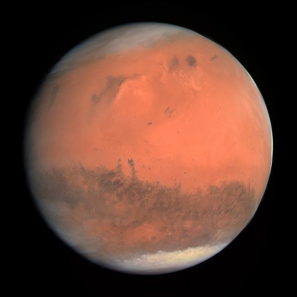 مریخ,زندگی درمریخ