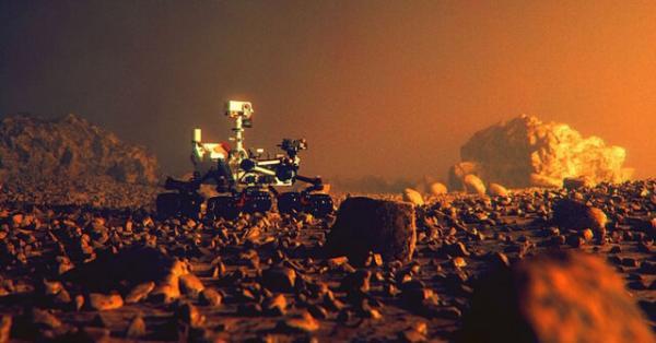 سکونت انسان در مریخ, مریخ