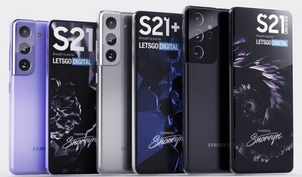 گوشی های سری گلکسی S21,گوشی سامسونگ