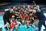 رنکینگ فدراسیون جهانی والیبالTتیم ملی والیبال ایرا