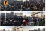 تجمع تئاتریها جلو مجلس,تجمع تئاتریها مقابل مجلس