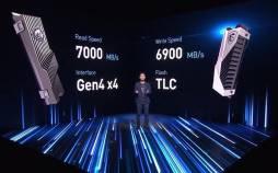 دو مدل حافظه SSD شرکت ام اس آی,شرکت MSI