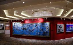 سیزدهمین حراج تهران,فروش تابلوی نقاشان در حراجی تهران