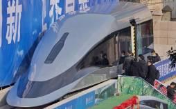 قطار برقی,قطار برقی جدید چین
