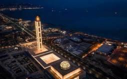 تصاویر ساخت سومین مسجد بزرگ جهان به دست چین,عکس های مسجدهای چین,تصاویر بزرگترین مسجد در چین