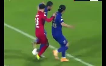 فیلم/ کنایه باشگاه استقلال به داوری های این تیم در فصل جاری