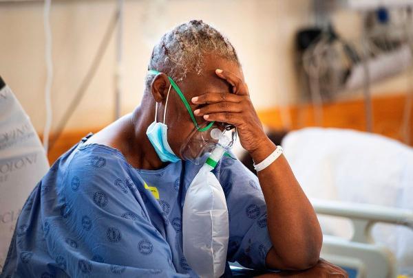 ویروس آفریقایی کرونا,ابتلا به ویروس آفریقایی کرونا