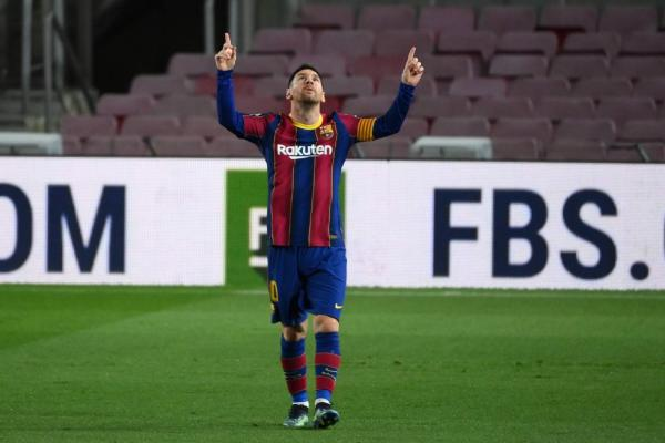 نتایج فوتبال در جهان,کاشته لیونل مسی