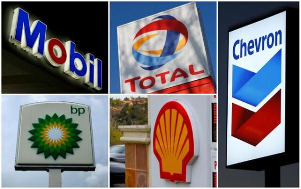 افزایش قیمت نفت,ادغام شرکتهای نفتی