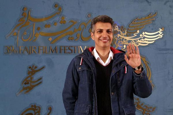 عکس بدون ماسک فردوسی پور در جشنواره فجر,عادل فردوسی پور ابتلا به کرونا
