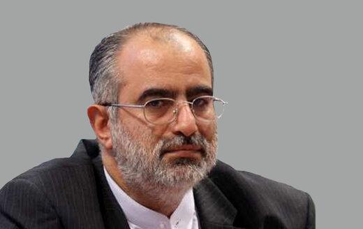 حسام الدین آشنا,مشاور فرهنگی رییس جمهوری